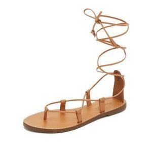 NWOT Madewell Gladiator Sandals unworn